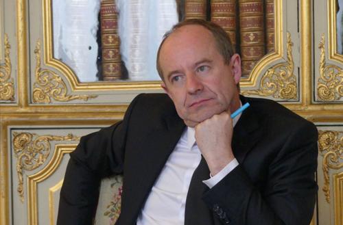 GRAND ENTRETIEN Jean-Jacques Urvoas