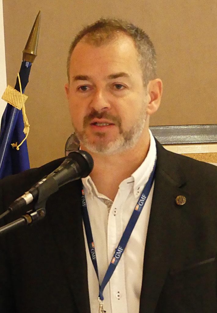 Hervé Bonglet Secrétaire Général